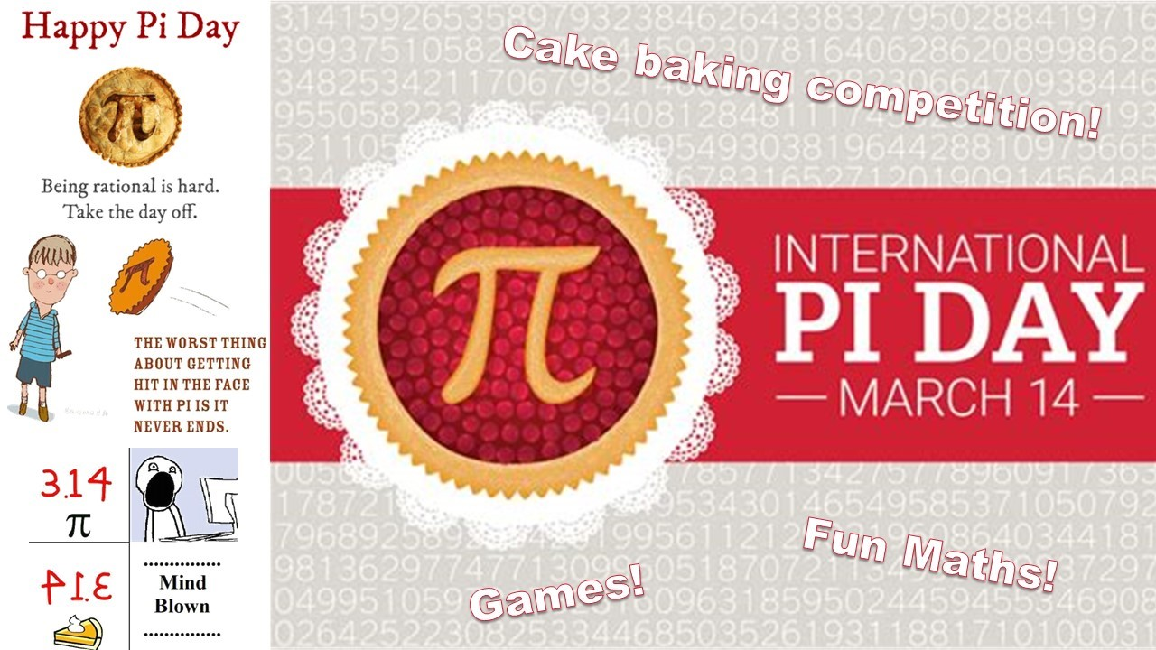 Happy Pi Day