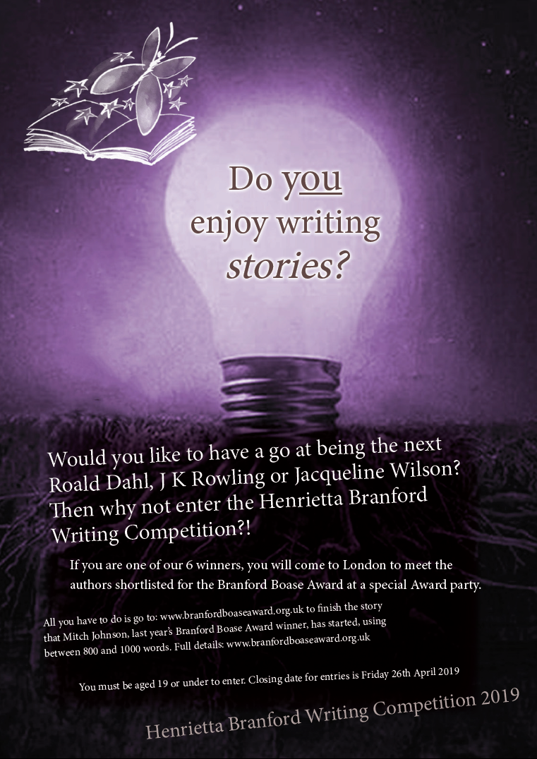 Henrietta Branford Writing Competition