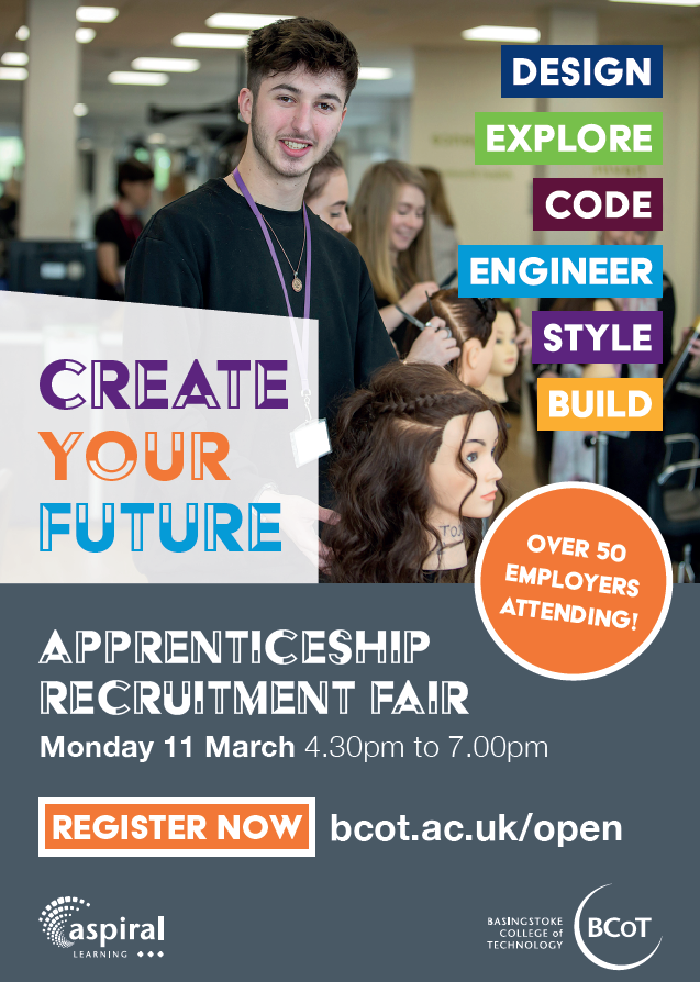 BCOT Apprenticeship Recruitment Fair